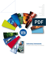 Stanhope Seta Product Catalogue 2010 72