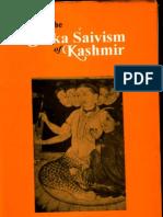 Motilal Pandit - The Trika Saivism of Kashmir