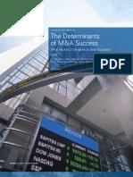 KPMG Ma Success Factors