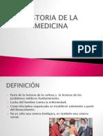 Historia de La Medicina (1)