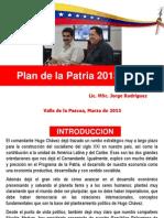 Plan de La Patria 2013-2019
