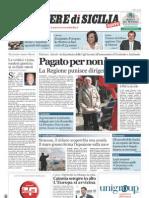 Genchi Dirigente Regione Sicilia PAGATO PER NON LAVORARE Lia on Line Del 13 Marzo