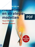 Download Een praktische kijk op marketing- en strategiemodellen inkijkexemplaar by Academic Service SN131214377 doc pdf