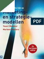 Een praktische kijk op marketing- en strategiemodellen inkijkexemplaar