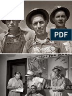Photos in HI-RES -Society in America during the 1930s