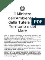 Combustibile Da Rifiuti Nei Cementifici Clini Ha Firmato Il Decreto Ministeriale DECRETO 15 FEBBRAIO 2015