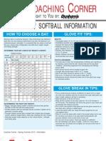2013 Coaching Corner Baseball Elite