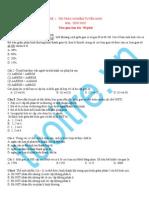[cafebook.info] Đề thi thử môn Sinh 2013.pdf