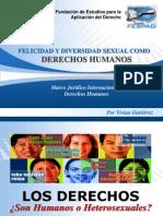 Vivian Gutierrez (FESPAD), Marco jurídico internacional y derechos humanos