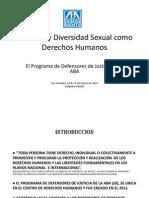 Delphine Patetif (Asociación de Abogados y Abogadas Estadounidenses), El Programa de Defensores de Justicia de la ABA