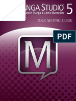 MangaStudio v50 Tool Guide 121113