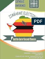 2013 Pastoral Letter - Zimbabwe Catholic Bishops' Conference (ZCBC)