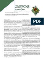 UCS Bone Griffons Stats
