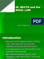 Rizal Law RA 1425
