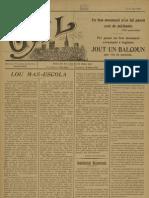 Lou Gal - N°70 - 15 mai 1918 (4ème année)