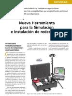 Herramientas de Simulacion Redes WLAN