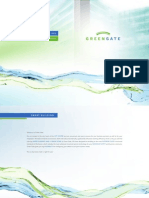 Green-gate Brochure 2011