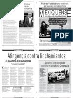 Versión impresa del periódico El mexiquense 19 marzo 2013