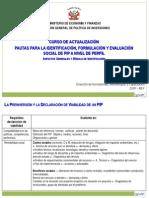 Pautas IFES-1b