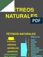piePIEDRAS NTURALES
