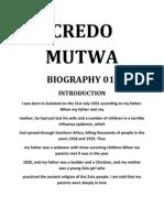 Credo Mutwa