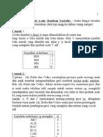 Mata Kuliah Statistika Komputer Pak Urip Bab II
