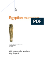 Visit Egypt Mummies KS2