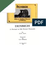 A pictorial history of Denbigh vol 1.