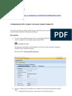 Configuracion Idocs PI 731