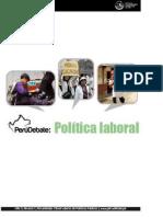 Revista PerúDebate 2013 - N°1_Política Laboral