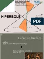 TRABALHO DE HIPÉRBOLE