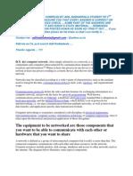 IGNOU BCA CS-68 Free Solved Assignment 2012