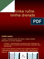 Rucna limfna drenaza