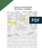 ACTA CONSTITUTIVA 14 DE FEBRERO.doc