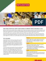 CaseStudy SupplyChainIntegration Nike Retail Brazil DHL