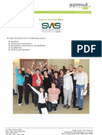 Raport Training SWS 15-17 Mar 2013