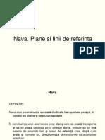 C 2 - Plane Si Linii de Referinta. Dimensiunile Navei