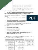 Calculul Gradului de Maturizare Al Betonului - Exemplu
