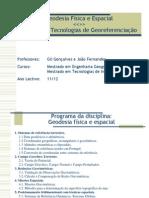 PPT COIMBRA GeodesiaFisica
