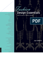 Fashion Design Essentials (Gnv64)