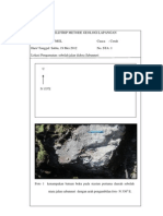 Fieldtrip Metode Geologi Lapangan
