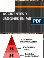 Curso Accidentes Lesiones Mineria
