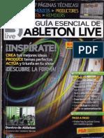 Guía esencial de ableton live