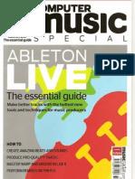 CM Special 37 Ableton Live the Essential Guide
