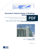 EC8 Seismic Design of Buildings-Worked Examples