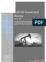 Oil Investment Review | London Commodity Markets