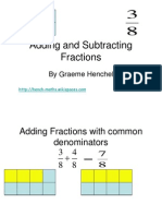 Adding and Subtracting Fractions.ppt
