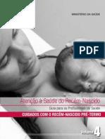 Livro - Atenção à Saúde do Recém-Nascido - v.4