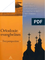 Ortodoxie și Evanghelism - Trei perspective