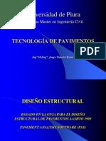 i_diseño basado en la guia para el diseño estructural de pavimentos aashto 1993 pavement analysis software